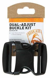 McNett Gear Aid Dual Adjust Buckle Kit 50mm