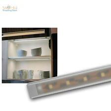 LED Alu-Unterbauleuchte 27 SMD LEDs kaltweiß Küche Lichtleiste Küchenleuchte 12V