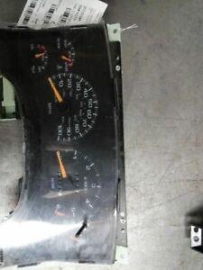 Speedometer Floor Shift Opt D07 Cluster Fits 95-97 BLAZER S10/JIMMY S15 4161101