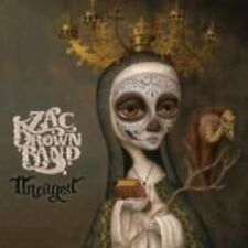 Zac Brown Band - Uncaged CD Atlantic