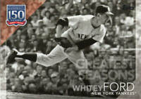 WHITEY FORD 2019 Topps SERIES 2 GREATEST SEASONS Card# GS-19
