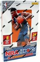 2019-20 NBA Hoops BSK Hobby *Box Break* 10 Spots 2 Auto's Per Box