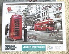 LONDON IMPRESSION - 1000 PIECE JIGSAW PUZZLE