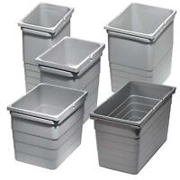 Ninka One2Five Kitchen Replacement Inner Waste Bin ONLY Capacity: 8 - 35 litres