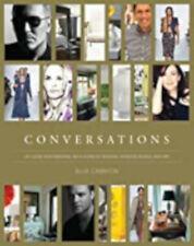 Conversations, New, Blue Carreon Book