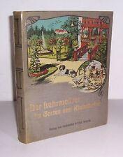 Der Lehrmeister im Garten und Kleintierhof 1907 Schneider Roth Aquarien komplett