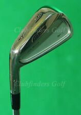 LH Mizuno MP-52 Forged Single 6 Iron True Temper Dynamic Gold S300 Steel Stiff
