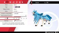 ✨Shiny✨ (Early) Event Zacian For Pokemon Sword & Shield