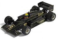 LOTUS Renault 97T No.12 Winner GP Portugal 1985 (Ayrton Senna) 1:18