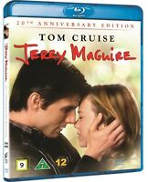 Jerry Maguire 20th Anniversary Blu Ray Region Free