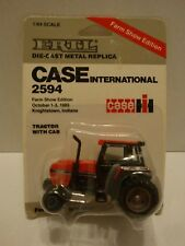 ERTL Die-Cast Tractor Case International 2594 Farm Show Edition 1:64 C8-302