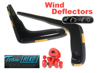 PEUGEOT BOXER  2006 - 2018  Wind deflectors 2.pc HEKO  15147  NEW