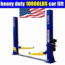 A+10,000lbs Car Lift L1000 2 Post Lift Car Auto Truck Hoist INQUIORY SHIPPING!