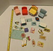 New ListingVintage Doll House Furniture and Accessories kitchen