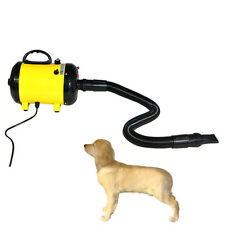 Canada Dog Cat Pet Grooming Blower Hair Dryer Quick Dry Hairdryer Blaster Blower