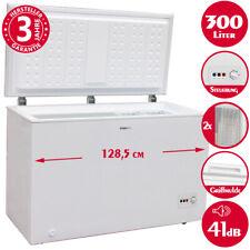 Gefriertruhe 300 Liter Tiefkühltruhe Gefrierschrank Gefriergerät Eisschrank NEU