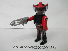 PLAYMOBIL. TIENDA PLAYMOXOY76. FIGURA DE MALO DE FUTURE PLANET.