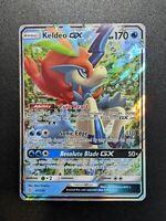 Ultra Rare NM-Mint Pokemon SM11 47//236 1x Keldeo GX Unified Minds