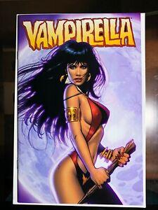 Vampirella # 8 Limited Edition Variant by Amanda Conner (2002) NM+ LTD. to 500