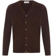 Jersey de hombre en color principal marrón
