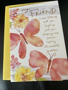 "American Greetings Card ""Friendship""  Adorable by Kathy Davis"