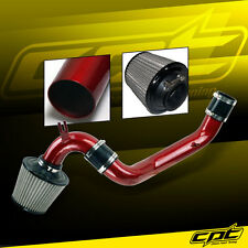 95-99 Dodge Neon SOHC 2.0L 4cyl Red Cold Air Intake + Stainless Air Filter