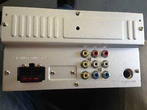 Dual Electronics XVM279BT 14 PIN POWER PLUG