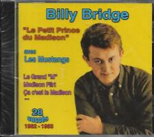 CD BILLY BRIGDE ET LES MUSTANGS 28 SUCCES NEUF SCELLE