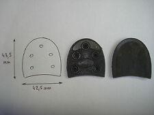 2 talons wood milne standard 155 à clouer sabot de bois 43,5 par 42,5 mm