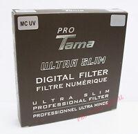 ProTama 55mm Ultra Slim MC UV Filter for Canon EOS M M2 EF-M 11-22mm F4-5.6 Lens