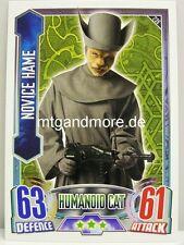 #236 Novice Hame - Alien Attax Doctor Who
