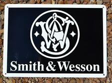 SMITH AND WESSON FIRE ARM GUN Shop Repair SIGN 44 MAGNUM Rifle Free Shipping
