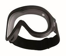 Masque de protection Bollé Safety CHRONOSOFT moto noir CHROKADESI bike goggles