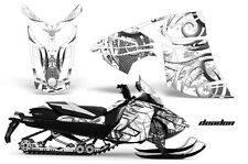 Snowmobile Graphics Kit Decal Wrap For Ski-Doo Rev XR GSX Summit 2013+ DEADEN W