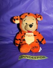 Walt Disney Store And Parks Mini Bean Bag Winnie The Pooh Costume As Tigger 8""