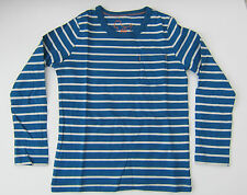 Boden manga larga para niño rayas camiseta 100% Algodón Edad 2-10