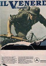 1989  - IL VENERDI DI REPUBBLICA - 1989 - N.83 - LA GUERRA VISTA DAI NAZISTI