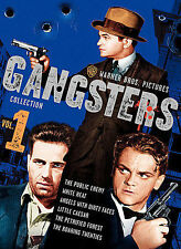 Warner Gangsters Collection - Volume 1 [Region 1] - DVD - New - Free Shipping.
