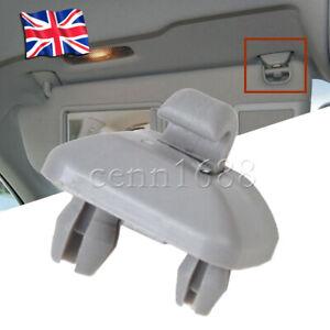 Sun Visor Clip Holder Hook Bracket For Audi A1 A3 A4 Q3 Q5 TT Grey 8U0857562A
