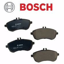 Front For Mercedes Benz C300 2008-2012 Disc Brake Pad Set Bosch QuietCast BC1340