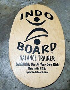 Original INDO Board Balance Trainer Board Only-NO ROLLER