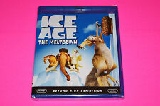 Brand New Factory Sealed Ice Age 2: The Meltdown Blu-ray w/ FREE SHIPPING!  BCR