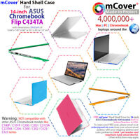 """NEW iPearl mCover® Hard Shell Case for 14"""" ASUS Chromebook Flip C434TA"""