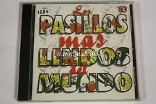 Los Pasillos Mas Lindos Del Mundo Music CD