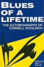 Blues of a Lifetime: Autobiography of Cornell Woolrich-ExLibrary