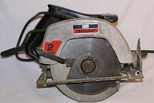 """SEARS CRAFTSMAN 7-1/4"""" CIRCULAR SAW DOUBLE INSULATED 5400 RPM 315.10940"""