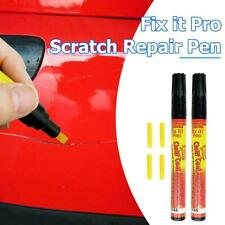 2Pcs Fix it Pro Car Scratch Repair Remover Paint Pen Clear Coat Applicator New