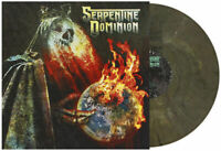 LP SERPENTINE DOMINION - SERPENTINE DOMINION - OLIVE-GREEN MARBLED  - LIMITED 50