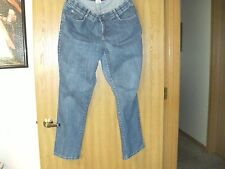 ladies size (20w) just my size jeans button n zip front