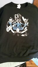 AEROSMTIH ROCK N ROUND Adult Pullover Crewneck Band Sweatshirt XL